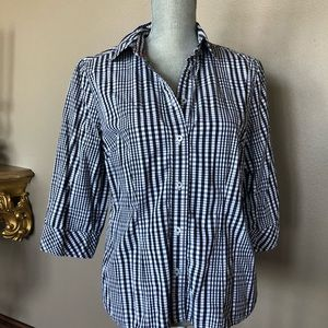 Karen Scott dress up shirt
